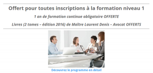 formation orias